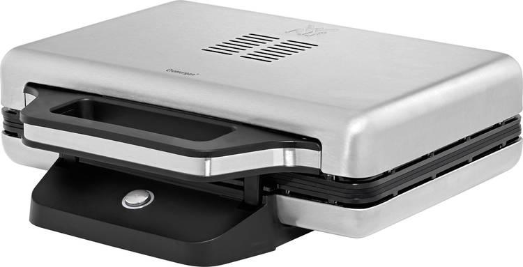 Image of WMF 0415150011 Sandwich toaster Zilver, Zwart