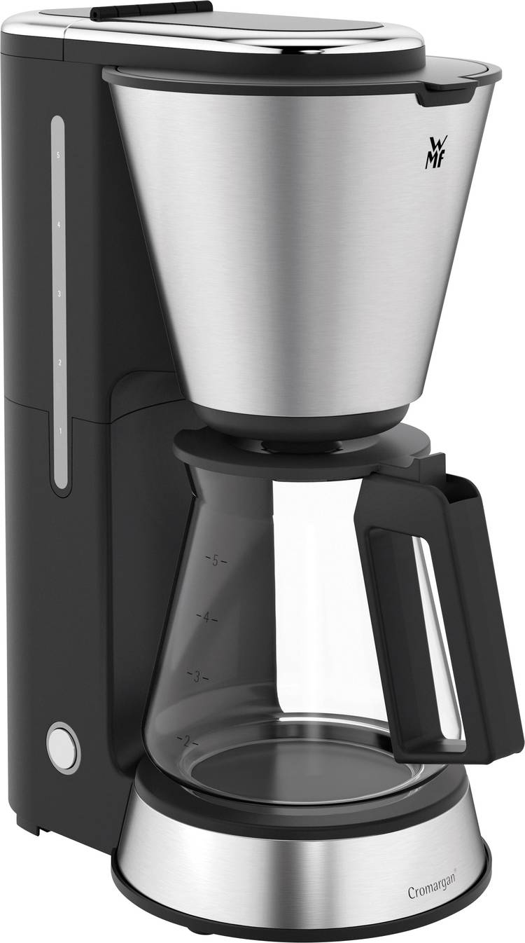Image of Koffiezetapparaat WMF 0412270011 Zwart, Zilver Capaciteit koppen=5
