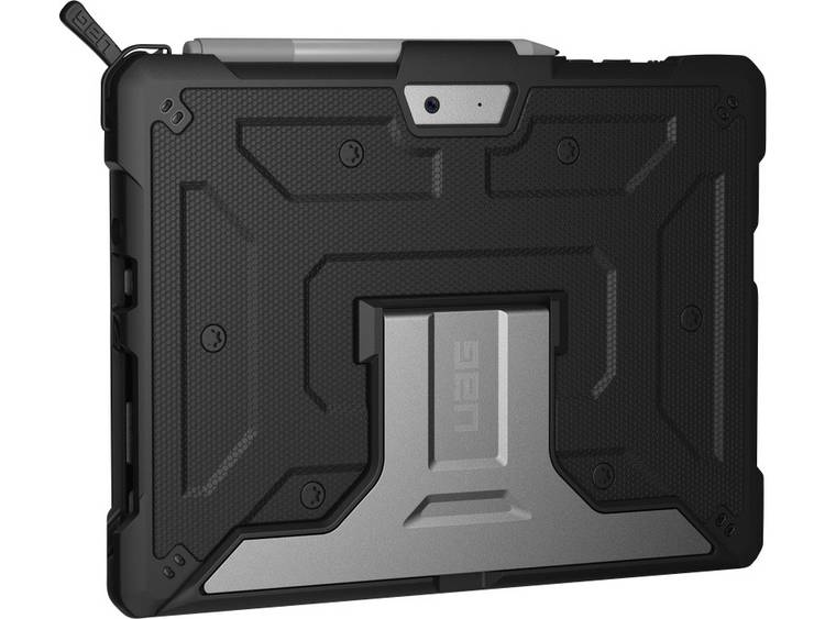 uag Outdoor case Model-specifieke tablet hoes Microsoft Surface Go Zwart