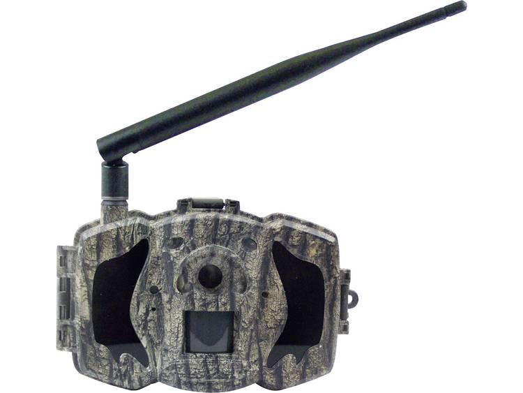 Berger & Schröter MG984G-30M Wildcamera 30 Mpix Black LEDs, Afstandsbediening, Geluidsopnames Camouflage kopen