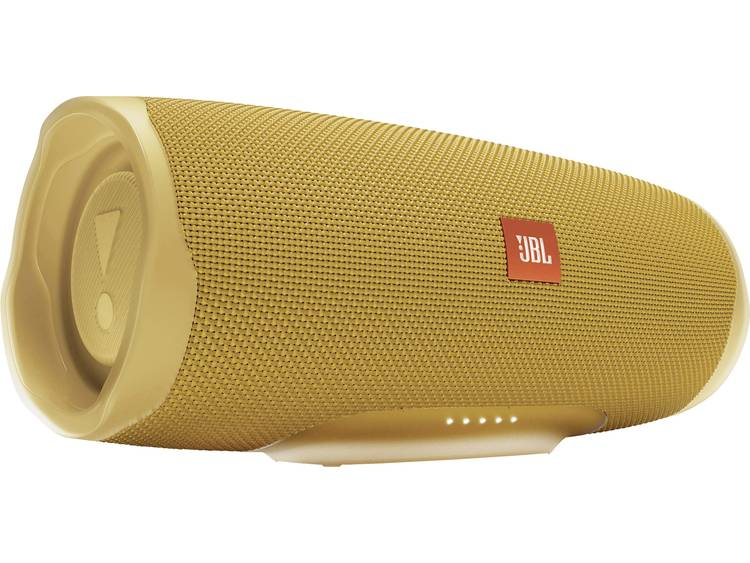 JBL Charge 4 Bluetooth luidspreker Outdoor, Waterdicht, USB Geel