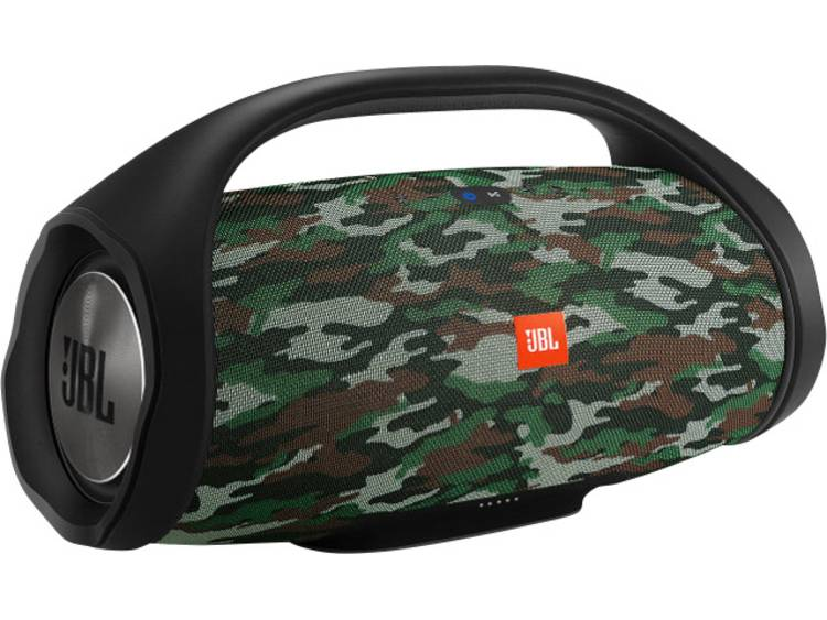 JBL Boombox Bluetooth luidspreker Outdoor, Waterdicht Camouflage