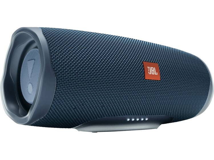 JBL Charge 4 Bluetooth luidspreker Outdoor, watervast, USB Blauw