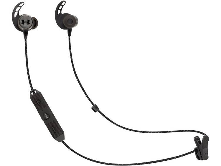 JBL UA Sport Wireless REACT Black