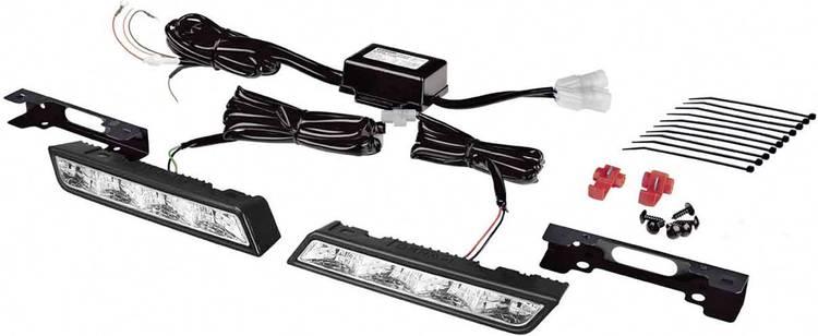 Image of Dagrijlicht LED (b x h x d) 160 x 23 x 30 mm OSRAM LEDDRL301 CL15 LEDriving PX-5