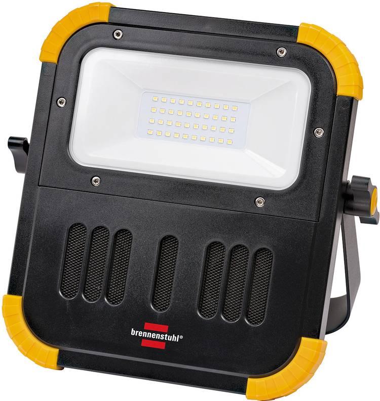 Image of Brennenstuhl 1171620 Blumo LED Schijnwerper werkt op een accu 20 W 2100 lm