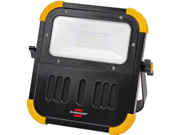 LED Schijnwerper werkt op een accu Brennenstuhl 1171620 Blumo 20 W 2100 lm