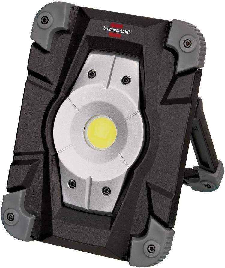 Image of Brennenstuhl 1172870 LED Werklamp werkt op een accu 20 W 2000 lm