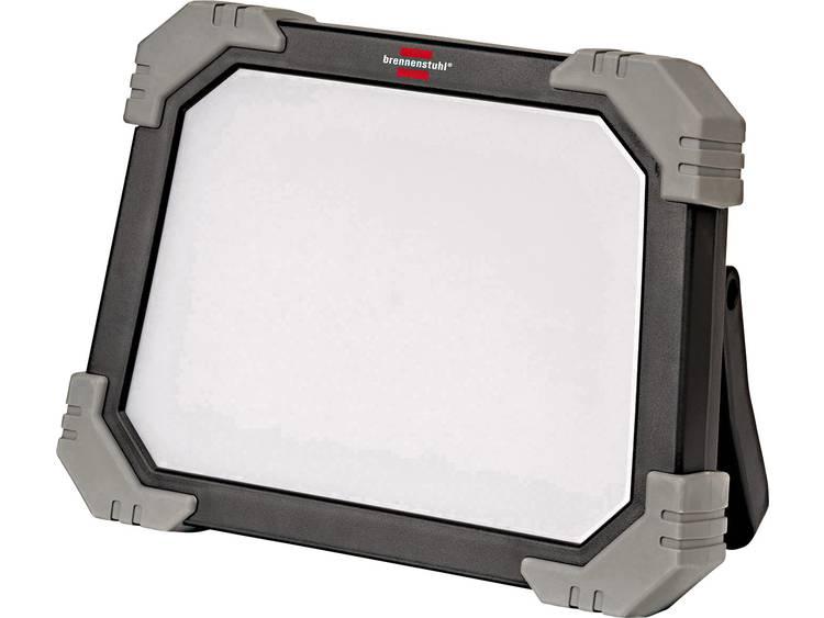 Brennenstuhl bouwplaatsverlichting 1171570 Zwart, Grijs LED vast ingebouwd