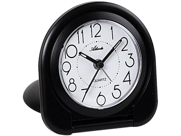 Atlanta Uhren 1909 7 Wekker Quartz Zwart