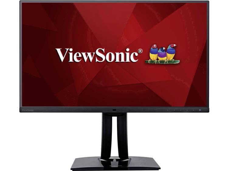 LCD-monitor 68.6 cm (27 inch) Viewsonic VP2785-4K Energielabel D 3840 x 2160 pix UHD 2160p (4K) 5 ms DisplayPort, Mini DisplayPort, HDMI, Audio, stereo (3.5 mm