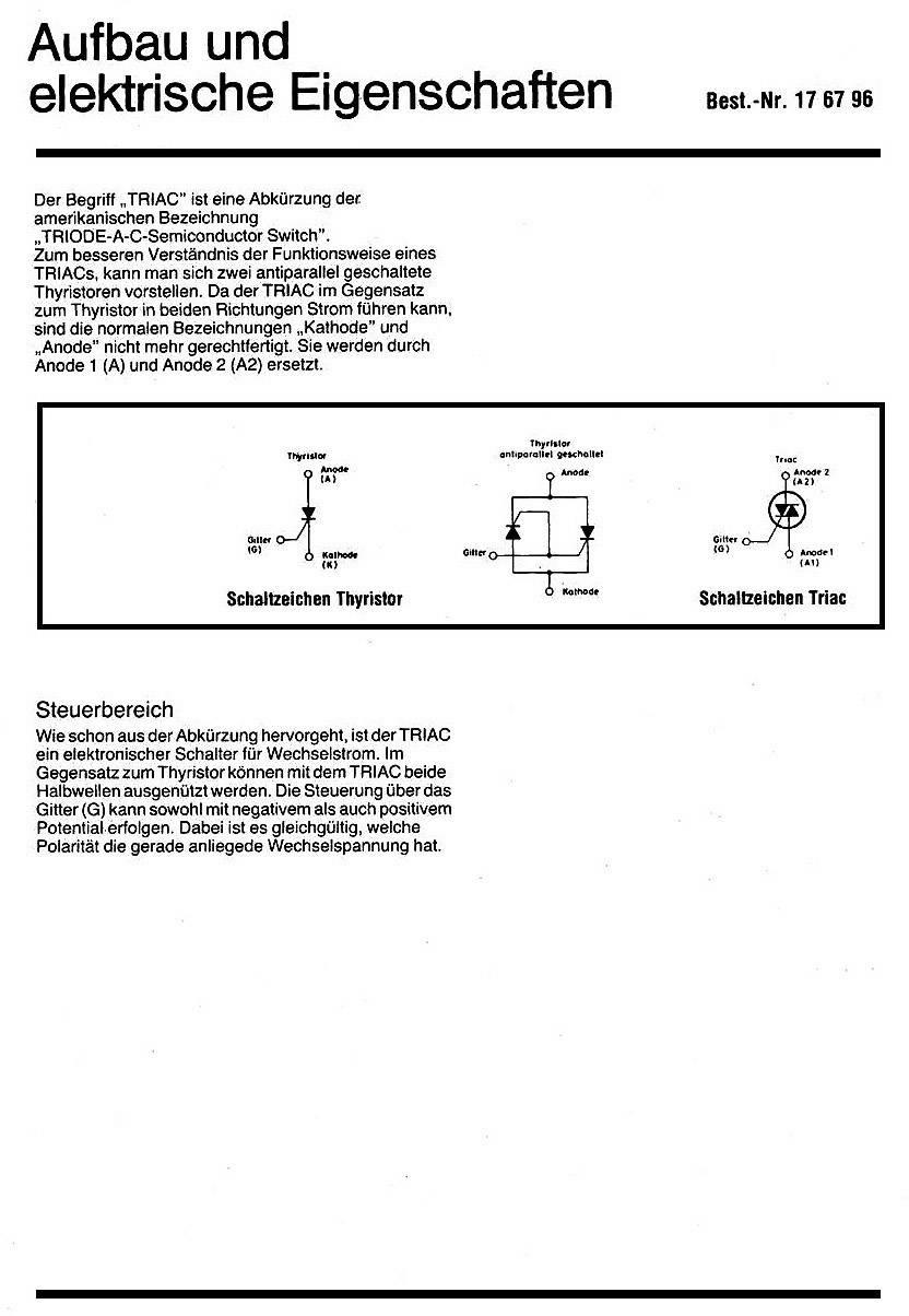 Niedlich Verständnis Für Elektrische Schaltungen Ideen - Die Besten ...