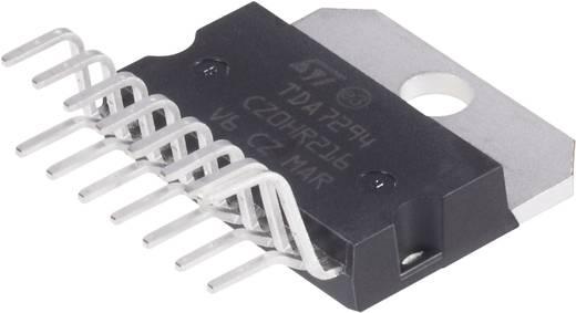 STMicroelectronics TDA7294V Lineaire IC - audio amplifier 1 kanaal (mono) Klasse AB Multiwatt-15