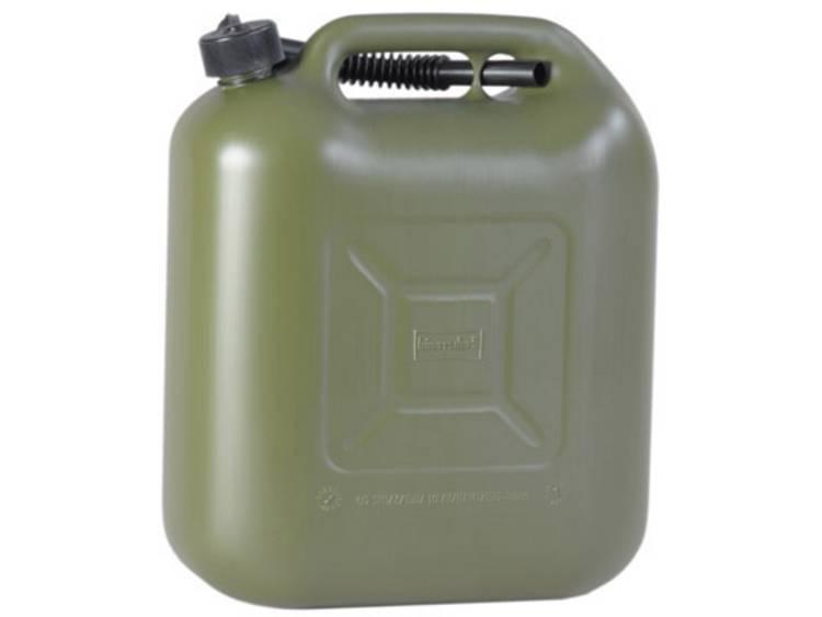 Jerrycan voor benzine Alutec 813569 (l x b x h) 435 x 178 x 435 mm