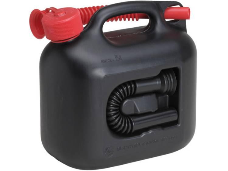 Jerrycan voor benzine Hünersdorff Premium 800300 (l x b x h) 247 x 147 x 265 mm