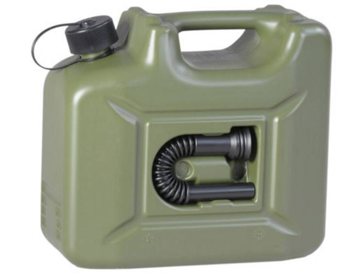 Jerrycan voor benzine Hünersdorff Profi 801000 (l x b x h) 310 x 165 x 350 mm