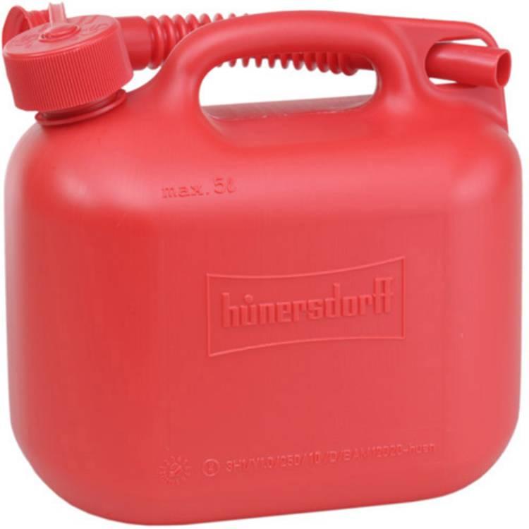 Jerrycan voor benzine Alutec 811560 (l x b x h) 247 x 147 x 265 mm