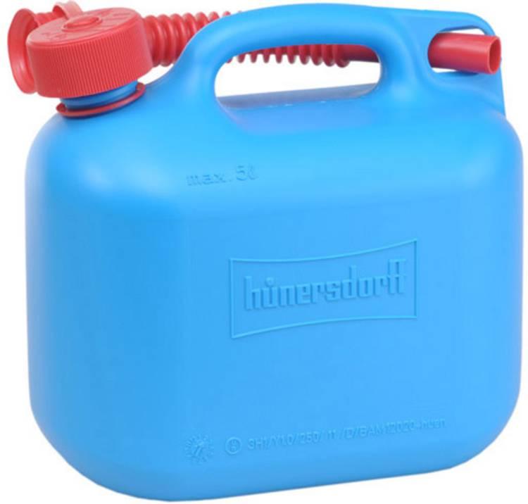 Jerrycan voor benzine Alutec 811580 (l x b x h) 247 x 147 x 265 mm