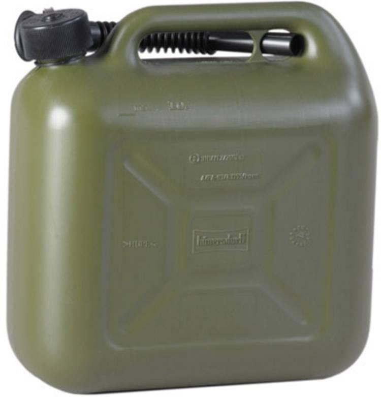 Jerrycan voor benzine Alutec 812869 (l x b x h) 324 x 164 x 333 mm