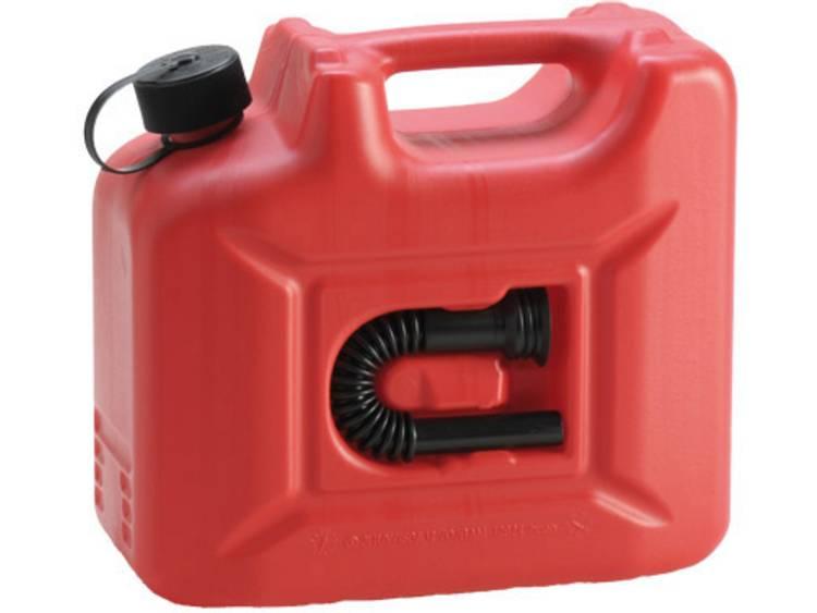 Jerrycan voor benzine Hünersdorff Profi 801060 (l x b x h) 310 x 165 x 350 mm