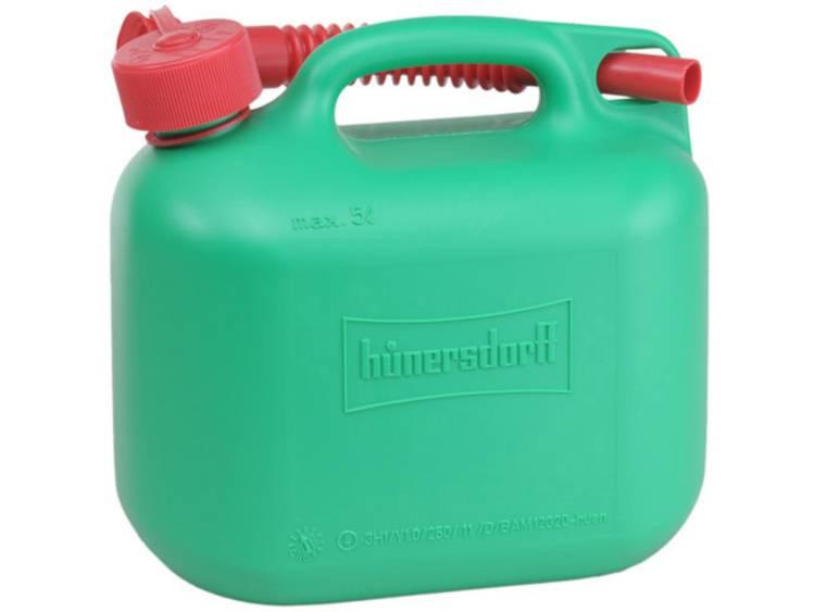 Jerrycan voor benzine Alutec 811590 (l x b x h) 247 x 147 x 265 mm