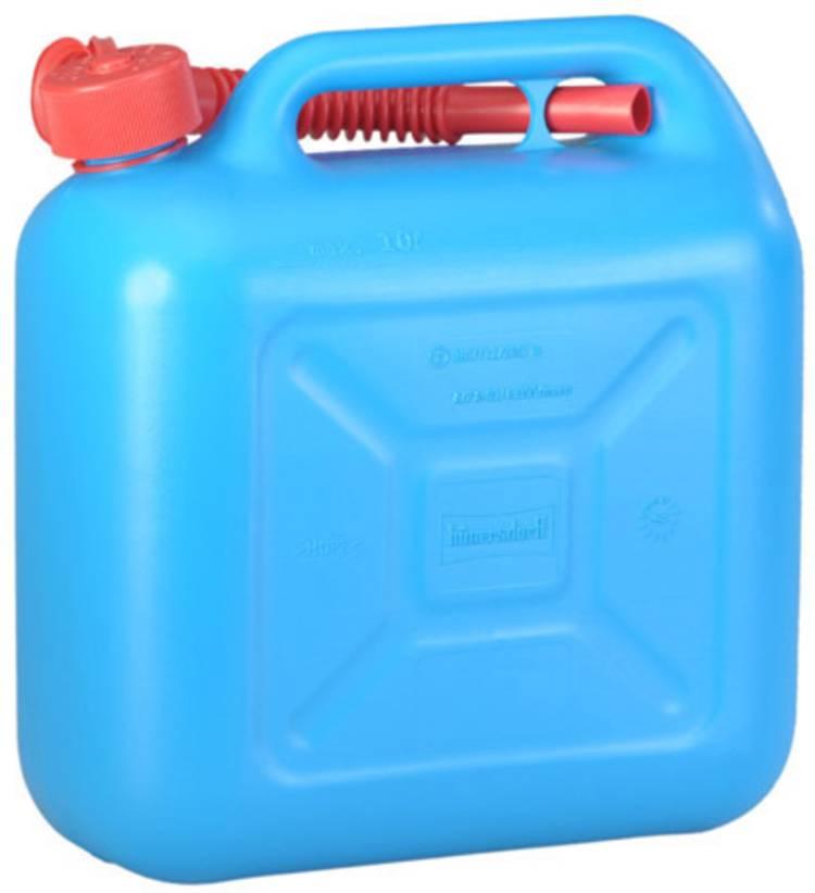 Jerrycan voor benzine Alutec 812893 (l x b x h) 324 x 164 x 333 mm