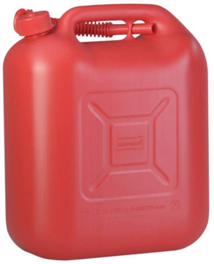 Jerrycan voor benzine Alutec 813530 (l x b x h) 435 x 178 x 435 mm