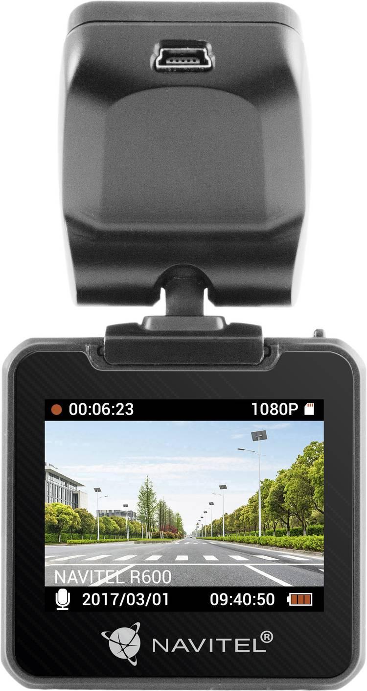 Image of NAVITEL R600 Dashcam Kijkhoek horizontaal (max.): 170  12 V Display, Microfoon