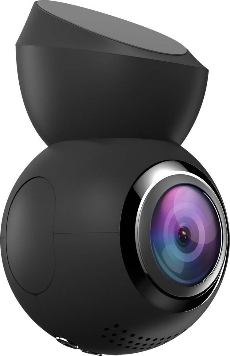 Image of NAVITEL R1000 Dashcam Kijkhoek horizontaal (max.): 165  12 V Microfoon