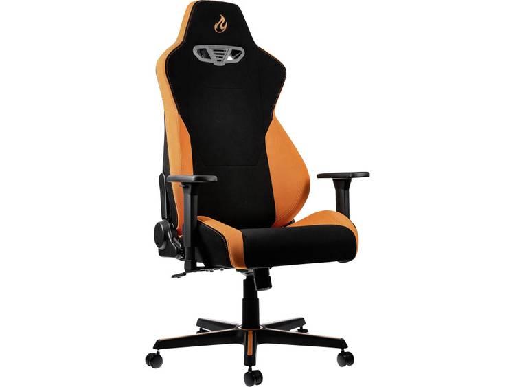 Nitro Concepts S300 Horizon Orange Gaming stoel Zwart, Oranje
