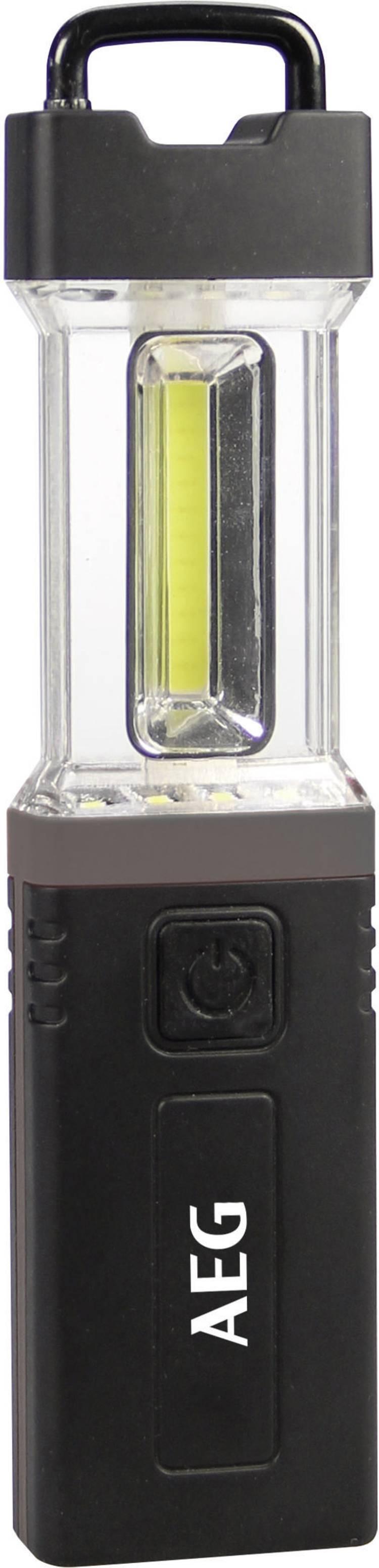 Image of AEG 97198 COB Arbeits- und Campingleuchte 12x Werklamp 200 lm
