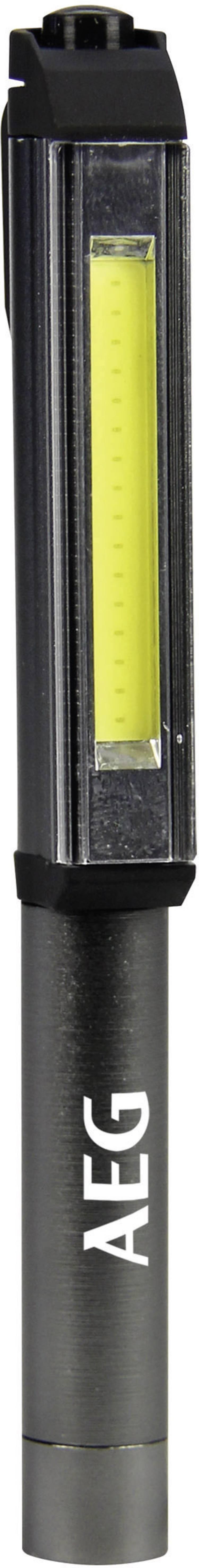 Image of AEG 97199 COB Stiftleuchte 3 W 12x Penlightlamp werkt op batterijen 200 lm