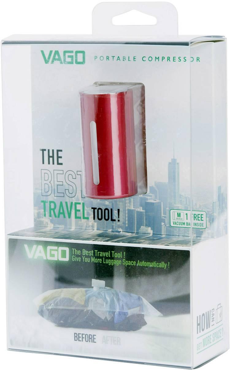 Image of VAGO TVD1-Pink 1 stuks Roze