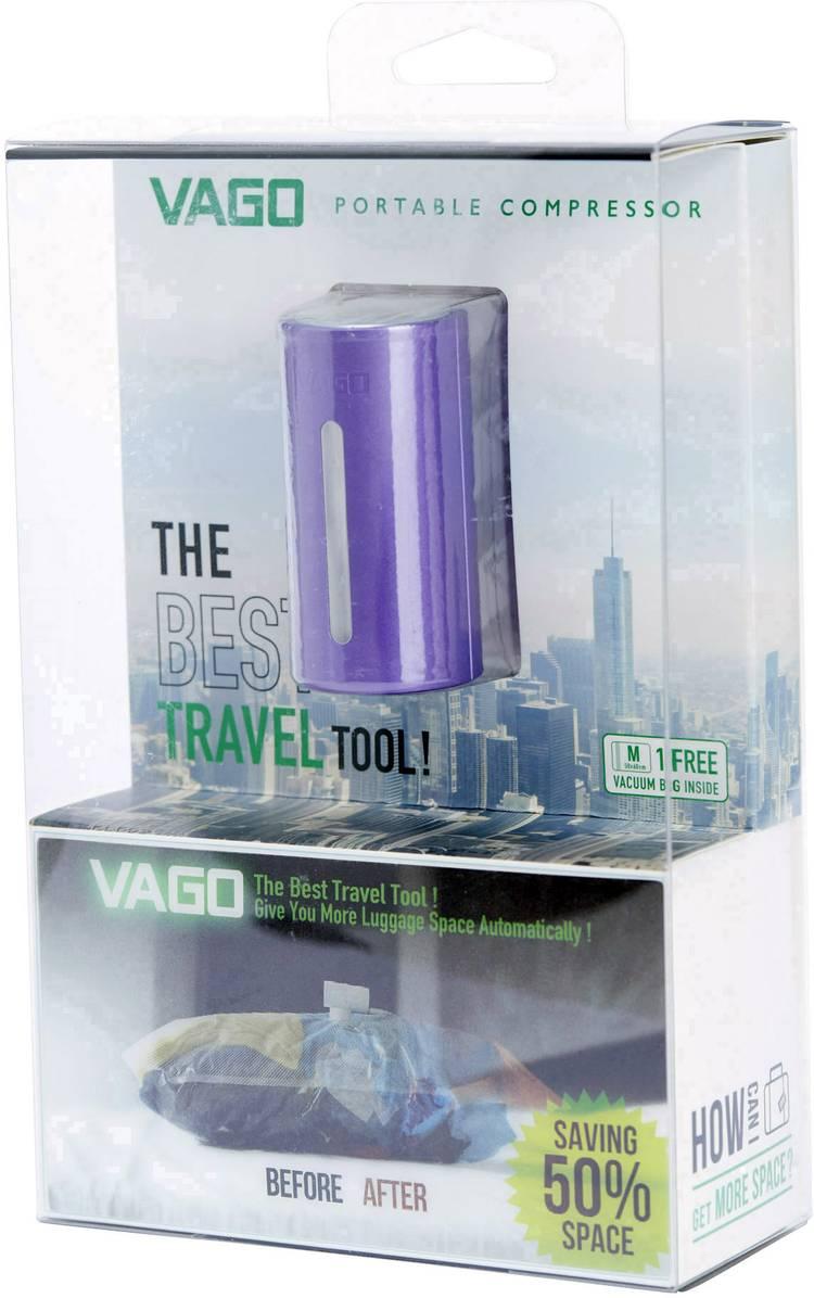 Image of VAGO TVD1-Purple 1 stuks Violet