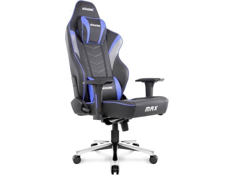AKRACING Master Max Gaming stoel Blauw