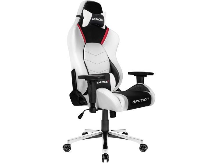 AKRACING Master Premium Gaming stoel Artic-wit