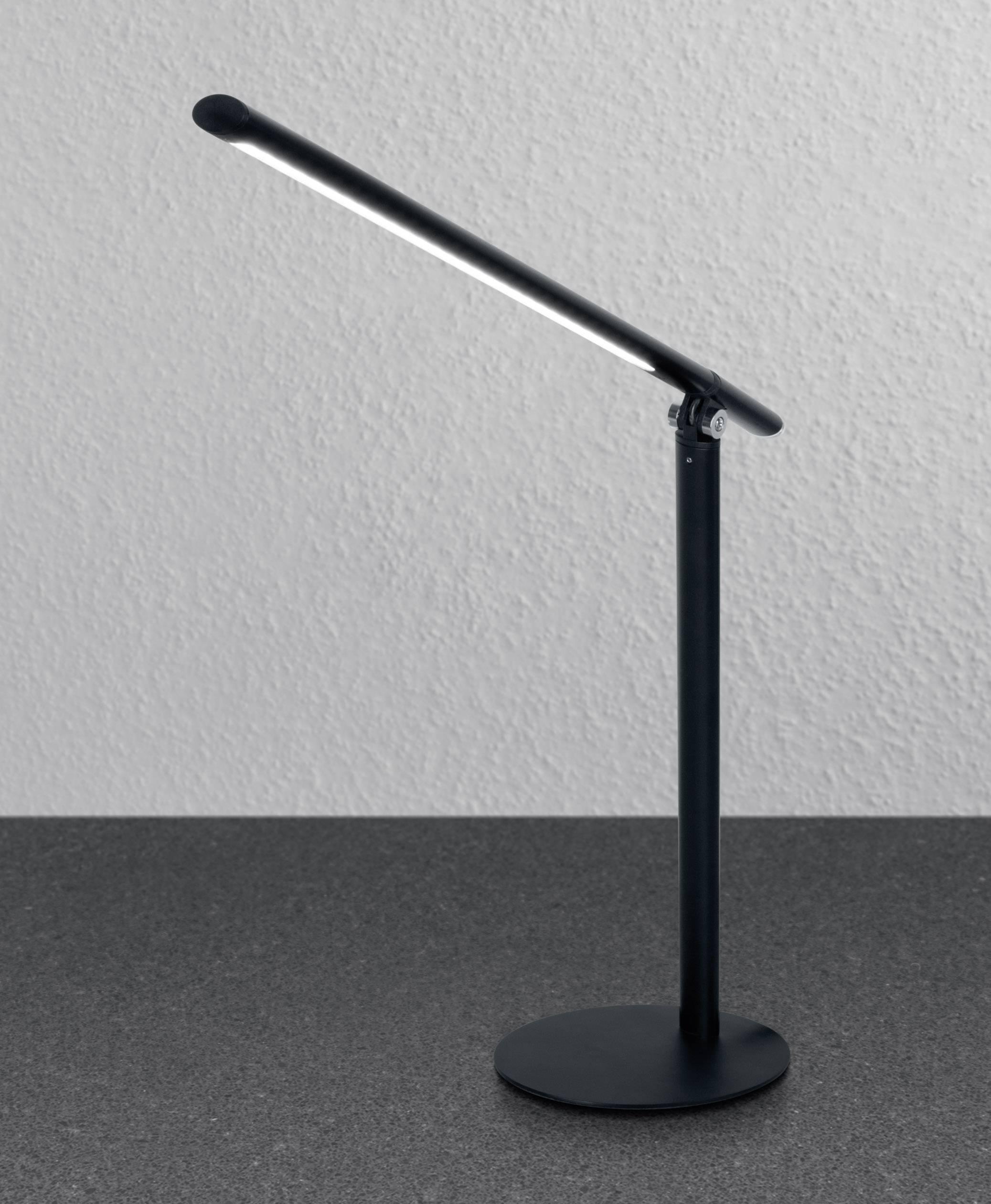 LEDVANCE Panan Alu Fold 4058075125520 LED bureaulamp 5 W Warm wit Zwart