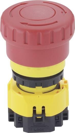 Noodstop schakelaar 250 V/AC 3 A 3x NC, 1x NO Idec XW1E-BV413 IP65 (bij inbouw schakelpaneel) 1 stuks