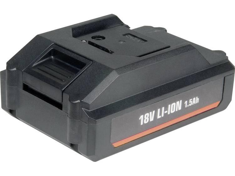 FERM accu kunststof 18 V Li-Ion CDA1087
