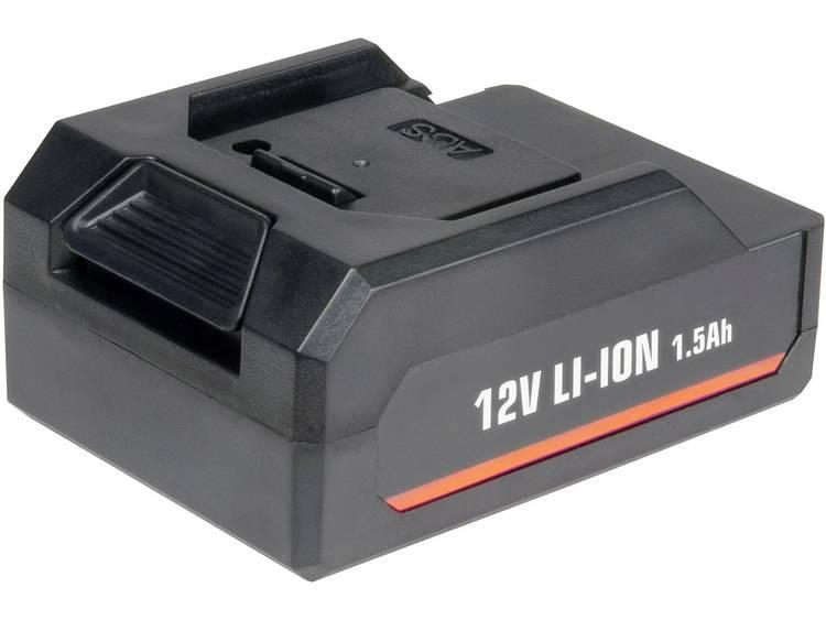 FERM accu kunststof 10,8 V Li-Ion CDA1085