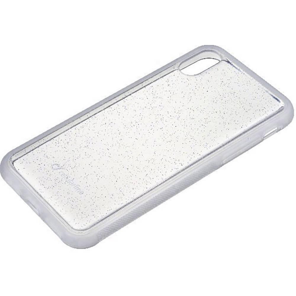 Cellularline Hard Selfie iPhone Backcover Geschikt voor model (GSMs): Apple iPhone XR Transparant (g