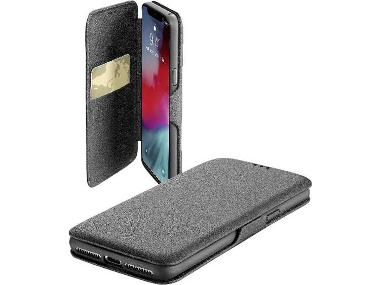 Cellularline Book Clutch iPhone tasje Geschikt voor model (GSMs): Apple iPhone XR Zwart