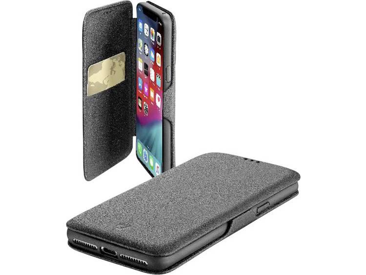 Cellularline BOOKCLUTCHIPHX65K iPhone tasje Geschikt voor model (GSMs): Apple iPhone XS Max Zwart