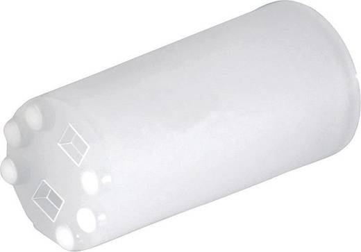 Richco LEDS2M-200-01 LED-afstandshouder 1-voudig Naturel Geschikt voor LED 5 mm