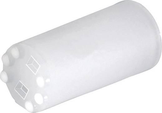 Richco LEDS2M-220-01 LED-afstandshouder 1-voudig Naturel Geschikt voor LED 5 mm