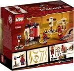 LEGO® NINJAGO 70680 Monastery training