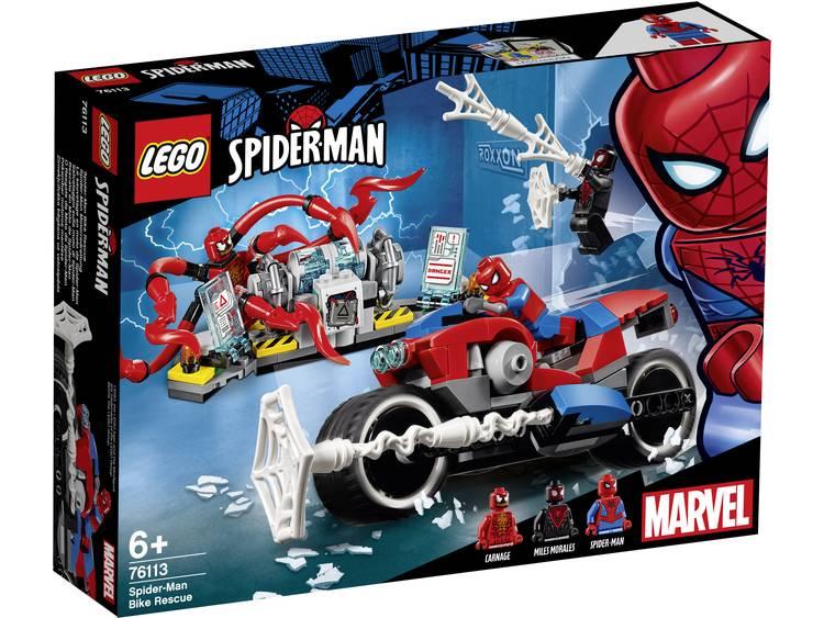LEGO Spiderman Vehicle