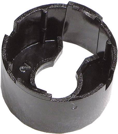 Carclo 10235 Optiekfitting Zwart Aantal LED´s (max.): 1 Voor LED: Luxeon® Rebel
