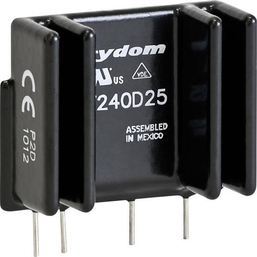 Crydom PF240D25 Halfgeleiderrelais 1 stuks Laadstroom (max.): 25 A Schakelspanning (max.): 280 V/AC Schakelend bij overb