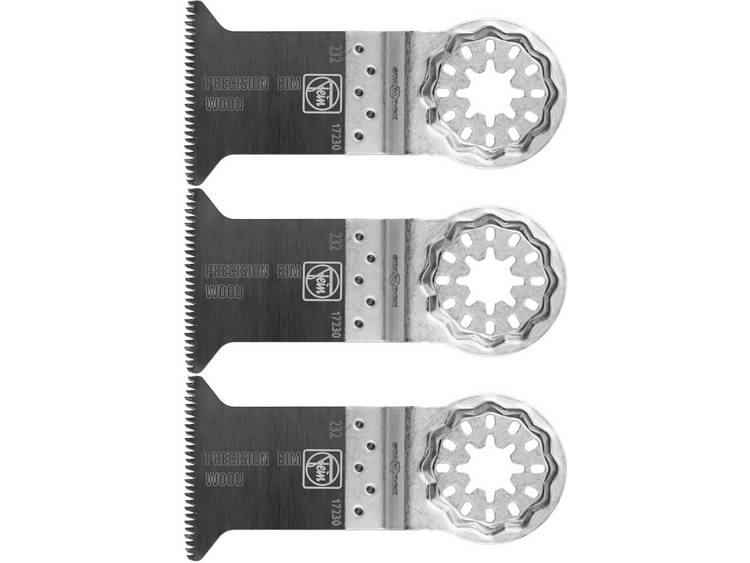 Fein E-Cut 63502232220 Invalzaagblad Bimetaal 50 mm 3 stuks